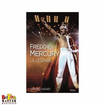 Livre Freddie Mercury - La Légende