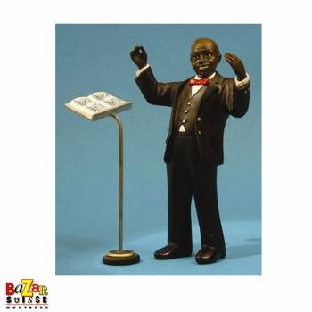 The conductor - figurine All That Jazz Standard