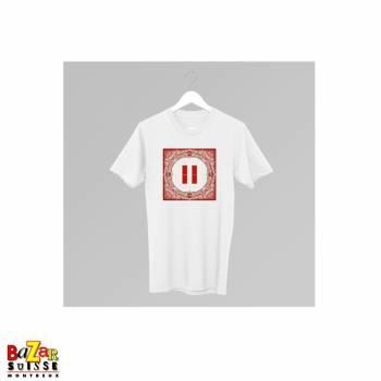 Official 2019 Montreux Jazz Festival T-shirt - Pause