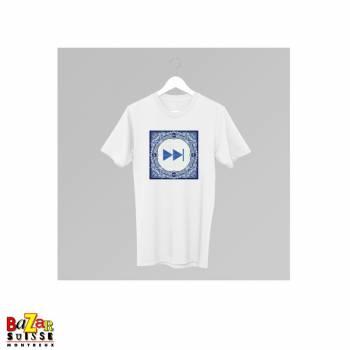 Official 2019 Montreux Jazz Festival T-shirt - Forward