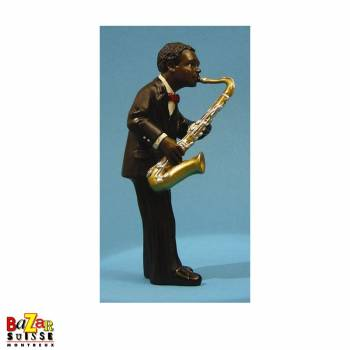 The first saxophonist - figurine All That Jazz Standard