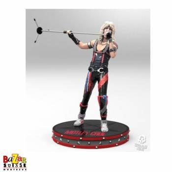 Vince Neil - Mötley Crüe - figurine Rock Iconz de Knucklebonz