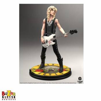 Duff McKagan - Guns N' Roses - figurine Rock Iconz from Knucklebonz