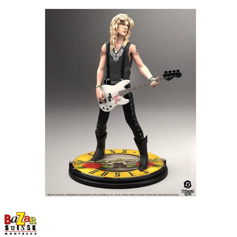 Duff McKagan - Guns N' Roses - figurine Rock Iconz from Knucklebonz