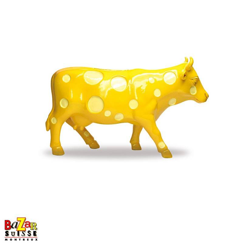 Tirelire vache - Fromage
