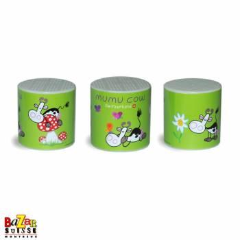 Boîte à meuh Mumu Cow - vert