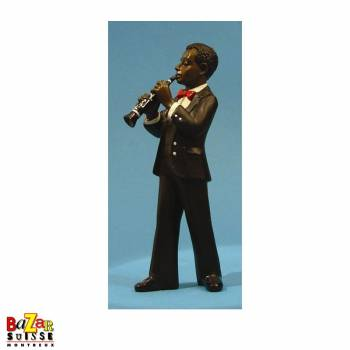 The clarinetist - figurine All That Jazz Standard