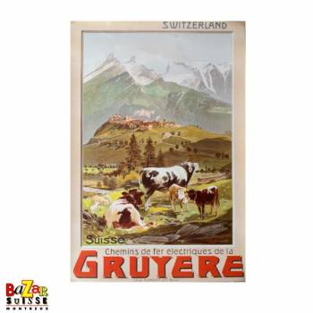 Poster Gruyère