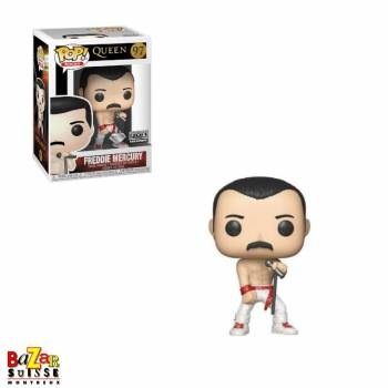 Pop!Rocks Figurine - Freddie Mercury Diamond