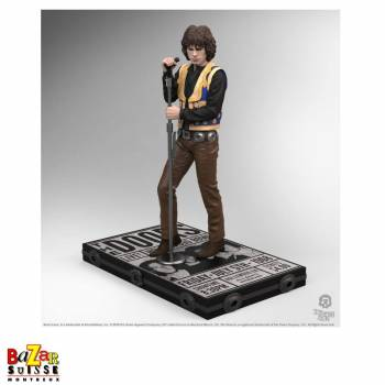 Jim Morrison - The Doors - figurine Rock Iconz de Knucklebonz