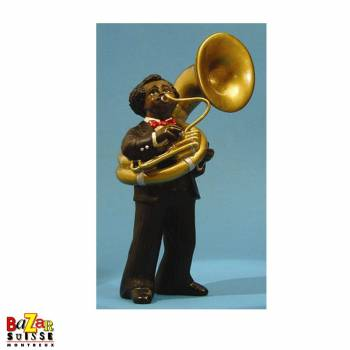 The Tuba - figurine All That Jazz Standard