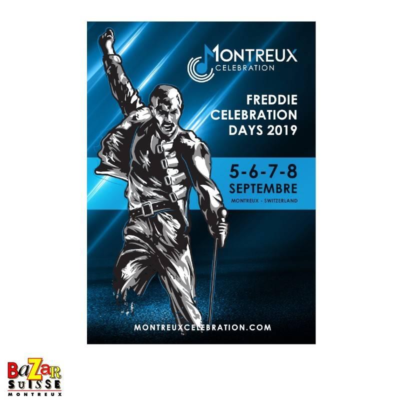 Montreux Celebration original poster