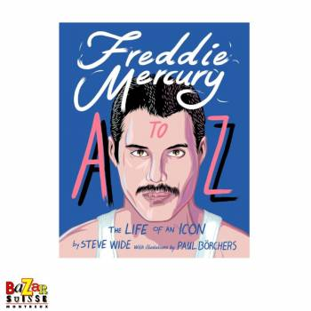 Book Freddie Mercury A to Z