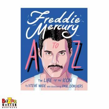 Livre Freddie Mercury - de A à Z
