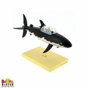 Shark Submarine figurine