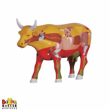 No Rumo Da Vente - cow CowParade