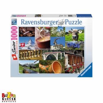 Swissness - Puzzle Ravensburger