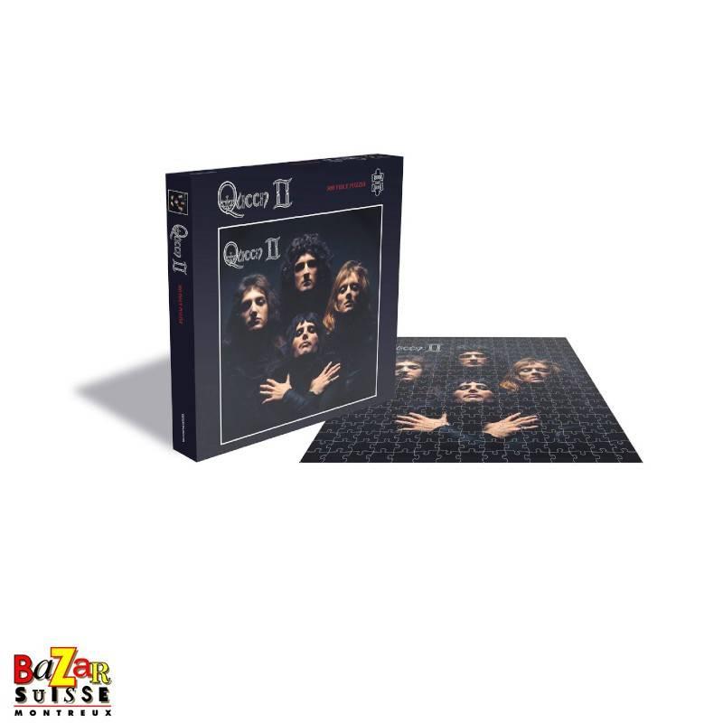 Queen II- Queen Puzzle