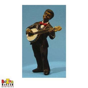 The banjo - figurine All That Jazz Standard