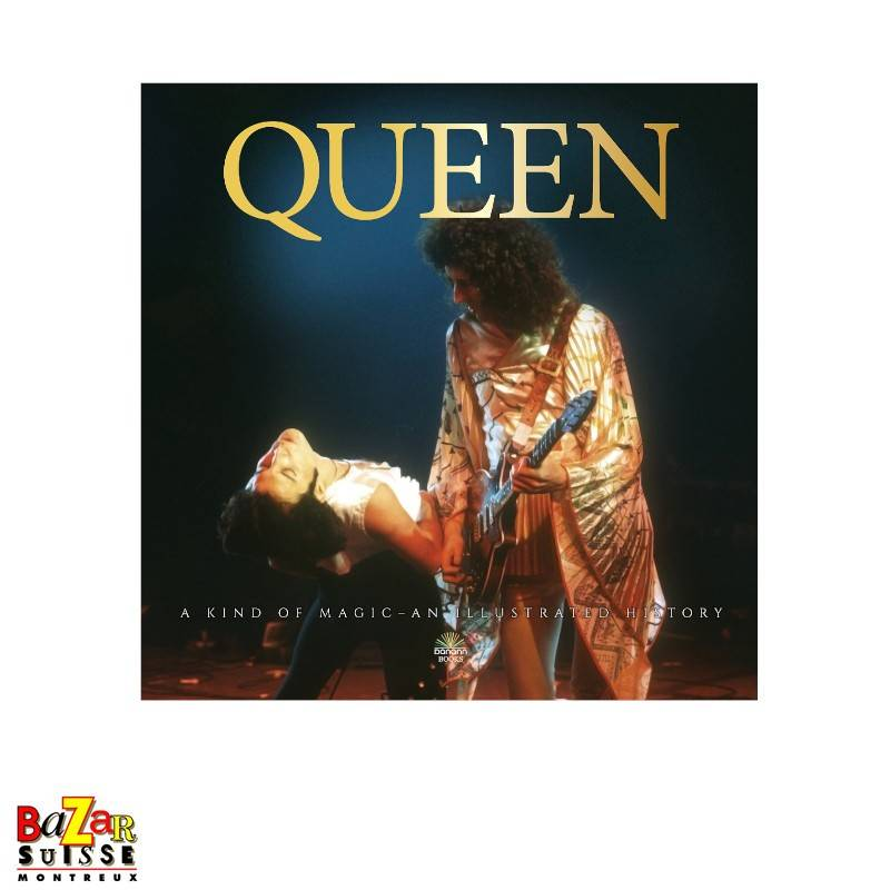 Queen - A Kind of Magic - An illustrated history