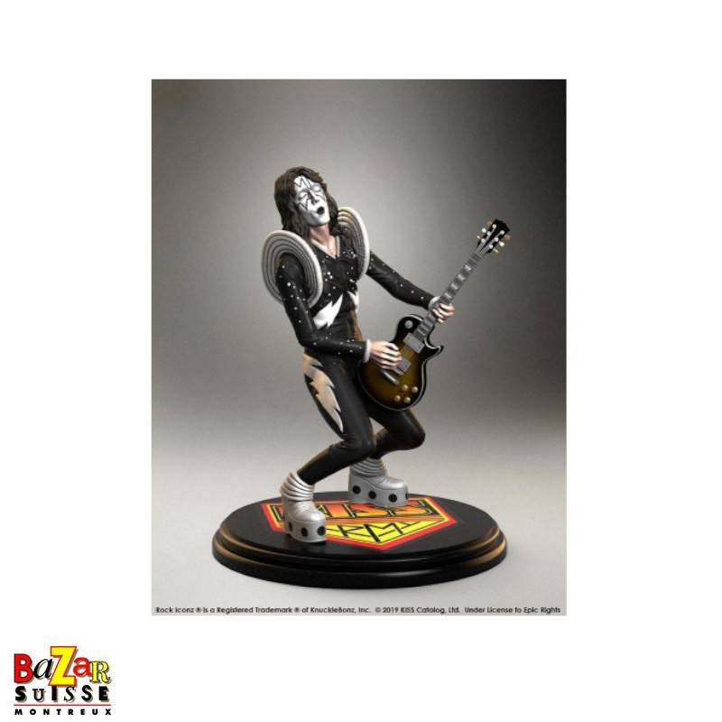 The Spaceman - Kiss (ALIVE!) - figurine Rock Iconz from Knucklebonz