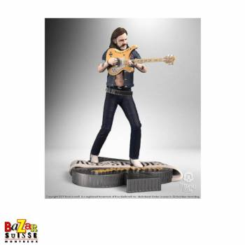 "Lemmy Kilmister ""Motörhead""  - figurine Rock Iconz de Knucklebonz"