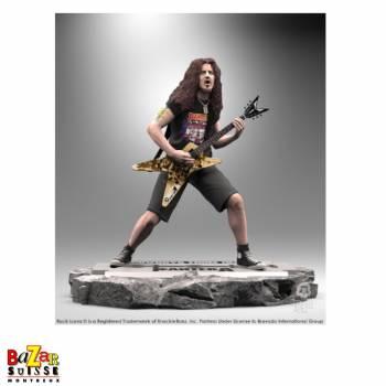 Dimebag Darrell - Pantera - figurine Rock Iconz de Knucklebonz