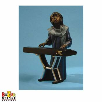 The singer at the keyboard - figurine All That Jazz Standard