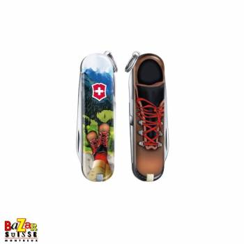 Classic - I Love Hiking couteau Suisse Victorinox