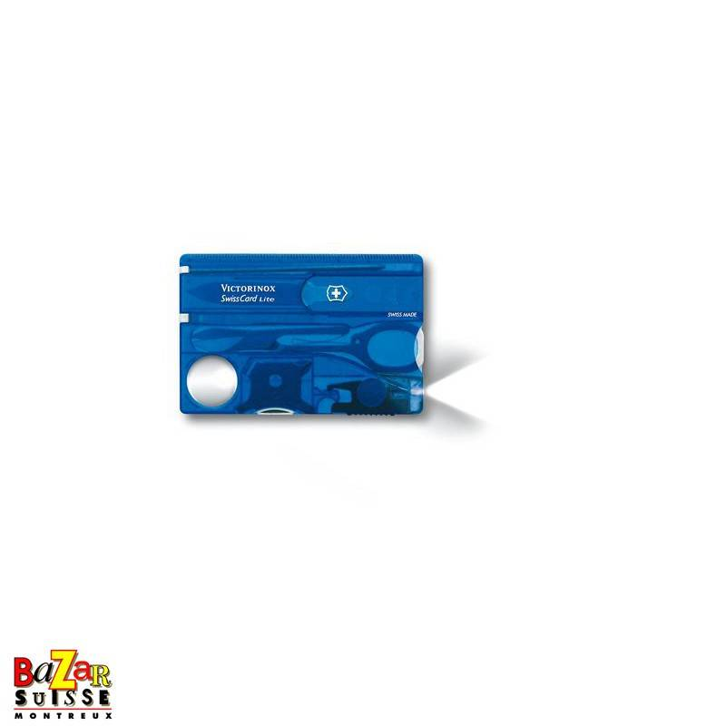 SwissCard Lite couteau Suisse Victorinox