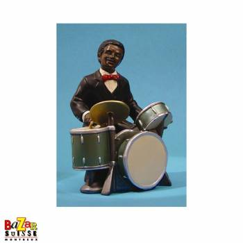 The drummer - figurine All That Jazz Standard