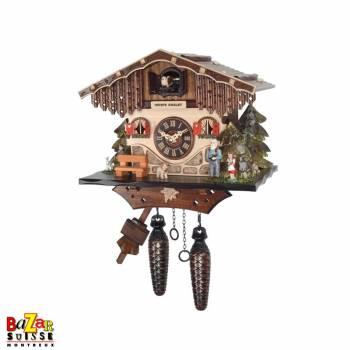 Quartz cuckoo-clock - Heidi House