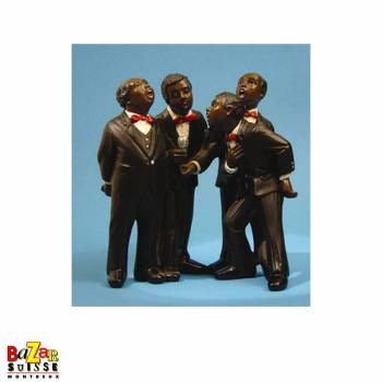The quartet - figurine All That Jazz Standard
