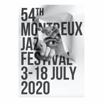 Poster Montreux Jazz festival 2020