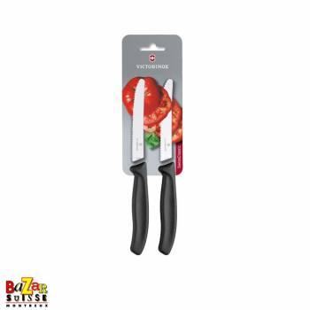 Set de couteau à tomates et de table Swiss Classic - Victorinox