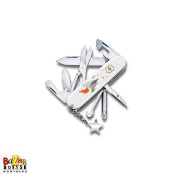 Super Tinker Winter Magic Special Edition 2019 Victorinox Swiss Army Knife
