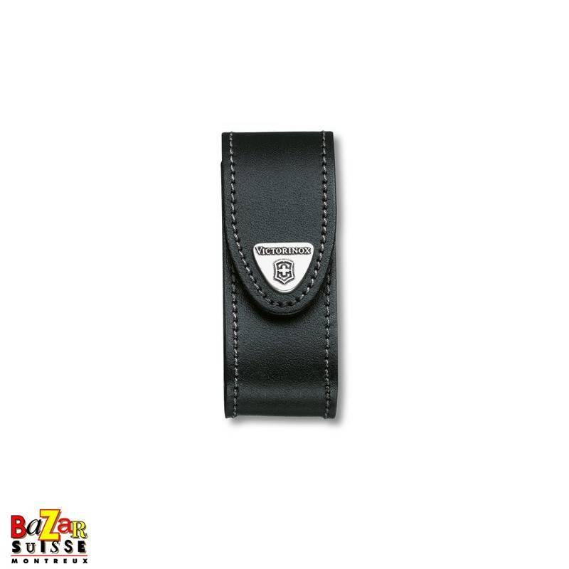 Leather Belt Pouch Victorinox Swiss Army Knife