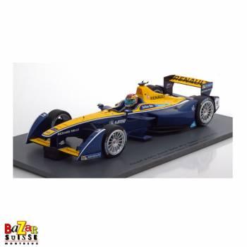 Renault - formula-E Z.E. 16 team Renault E-DAMS 1:18 by Spark