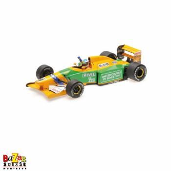 Benetton Ford B192 Michael Schumacher 1:18 by Minichamp
