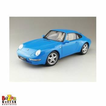Porsche 911 Carrera (993) 1:18 scale diecast model by Auto Art