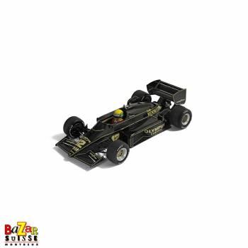 LOTUS RENAULT 97T Ayrton Senna GP Portugal 1985 1:18 scale by IXO