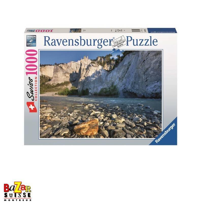 Rhine Gorge - Ravensburger Puzzle
