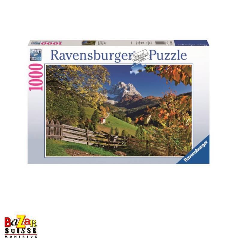 Mont Pelmo - Puzzle Ravensburger