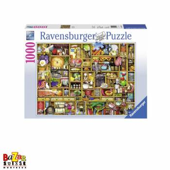Kitchen cupboard - Ravensburger jigsaw Puzzle
