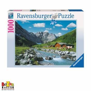 Les Karwendel, Autriche - Puzzle Ravensburger