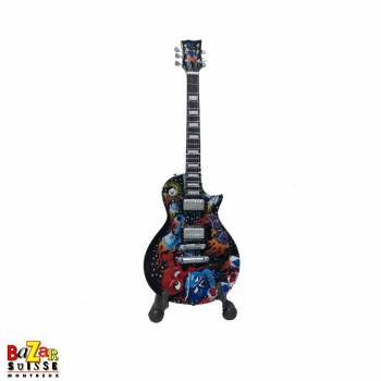 Gibson guitar - wooden mini-guitar