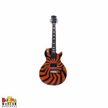 Zakk Wylde - wooden mini-guitar