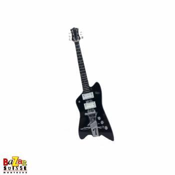 Billy Gibbons - Mini-guitare en bois
