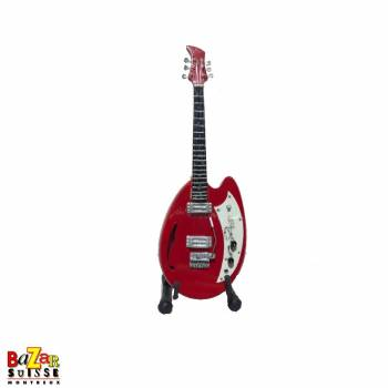1968 Teisco May Queen - wooden mini-guitar