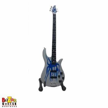 Robert Trujillo - wooden mini-guitar